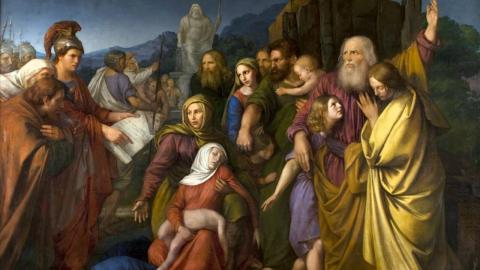 Culture in years before the New Testament