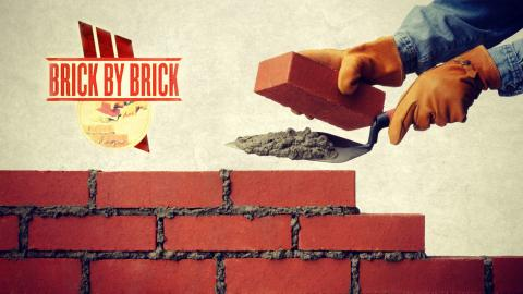 Brick By Brick Campus Retreat - Overcoming Obstacles
