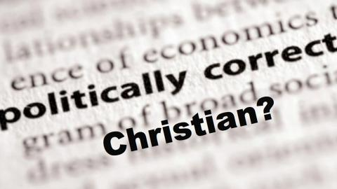 Politically Correct Christian