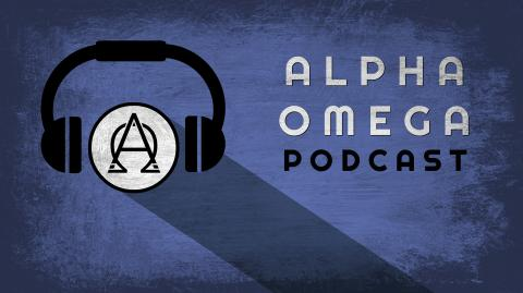 Alpha Omega Podcast: Episode 1: Ian Allender